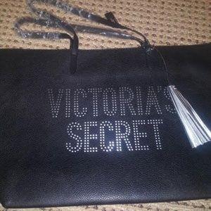 VICTORIAS SECRET TOTE BAG NWT